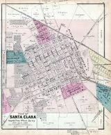 Santa Clara, Santa Clara County 1876